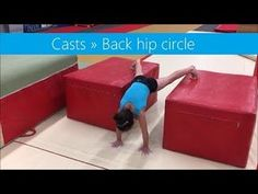 Casts » Back hip circle - YouTube