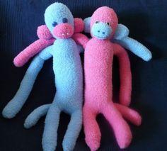 SK ponožkové opice :)