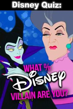 Ever wonder what percent Disney villain you are? Take this personality quiz to find out if you're truly bad to the bone! Oh My Disney Quizzes, Disney Movie Trivia, Disney Test, Fun Quizzes, Disney Facts, Disney Pixar, Princess Quizzes, Disney Princess Quiz, Disney Personality Quiz
