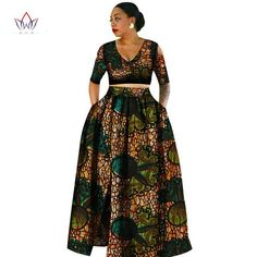 Image of African clothes for women,Tradition Two Piece Africa Clothing Designs, Plus Size Dashiki African for women African American Fashion, African Print Fashion, Africa Fashion, Fashion Prints, African Print Dresses, African Fashion Dresses, African Dress, Fashion Outfits, Fashion Styles