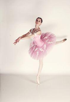a third dimension little ballerina