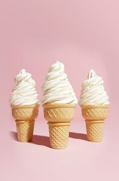 Frozen yogur for the pink parry!