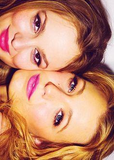 Blake Lively & Leighton Meester   gossip girl