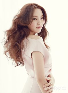 2014.02, InStyle, Yoon So Hee, Let's Eat