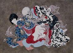 """Takakto Yamamoto """"Night Mirror"""""""
