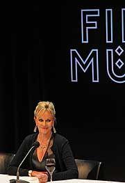 30. Filmfest München 2012 - Verleihung CineMerit Award 2012 an Melanie Griffith am 03.07.2012 http://www.ganz-muenchen.de/kino/events/filmfest_muenchen/2012/cinemerit_award_2012.html#