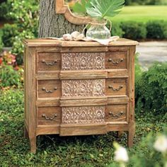 $399 32W x 32H x 15D Waverly Chest