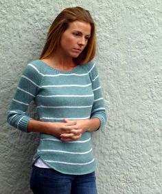 Ravelry: Sperry pattern by Amy Miller Pullover