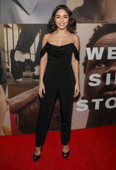 Vanessa Hudgens, Red Carpet, Jumpsuit, Dresses, Fashion, Overalls, Vestidos, Moda, Fashion Styles