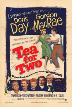 tea for two movie poster - Yahoo Image Search Results
