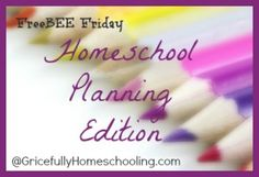 planner - A lot of free printable homeschool planners