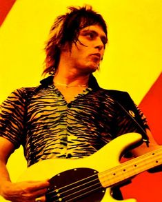 Ben Orr-bass player from The Cars