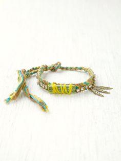 Free People Studded Friendship Bracelet