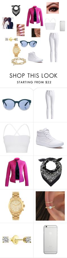"""Amb-L"" by luanvoutemorder ❤ liked on Polyvore featuring Christian Dior, Barbour International, Theory, Vans, Michael Kors, Native Union and David Yurman"