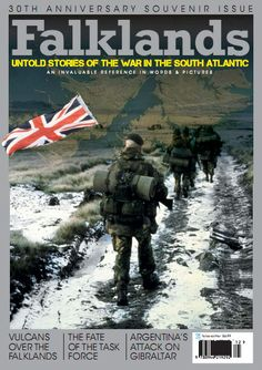 Britain At War Special Edition - Falklands, Untold Stories of the War in the South AtlanticEnglish | 132 Pages | True PDF | 56MB