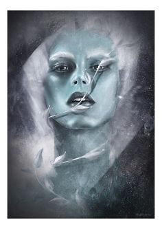 Frozen by Tejfel Krisztián | Fantasy | 2D | CGSociety