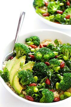 einfache vegane rezepte für salate