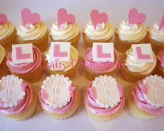 These hen party cakes look fantastic!