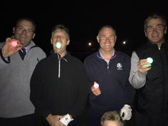 #TeamCarden enjoying a night of #NightGolf #Cheshire #Sports