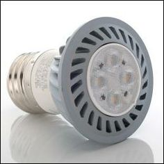 $25.61 each  LP16CWFL - Lighting Science Group - M1610034-006 - DFN16CWFL120 - Definity LED Flood Light Bulb - 6 Watt - Medium (E26) Base - PAR16 Bulb - ...