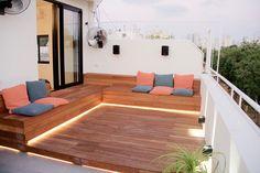 Old Port, Rooftop Terrace, Deck, Outdoor Decor, Blue, Home Decor, Decoration Home, Rooftop Deck, Room Decor