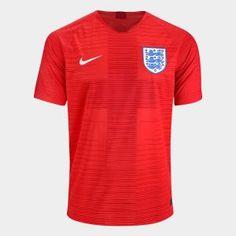 c887c31513 👉Camisa da Seleção da Inglaterra 2018 👉A Camisa da Seleção da Inglaterra  2018 Torcedor Nike Masculina é o manto reserva utilizado pelo país.