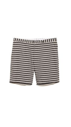 Marc by Marc Jacobs Brentwood Stripe Shorts USD 59.40