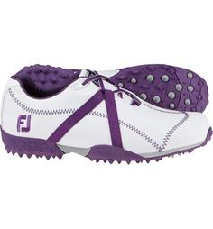 FootJoy Womens MProject Golf Shoe Closeout WhitePurple 7 Wide 95622      Read more at 10c4aa43f50