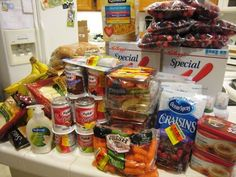 How to Build Your Pantry on a Budget. Since I'm starting from scratch, this could be a big help. grocery budgets