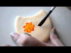 ▶ One Stroke Flowers - YouTube
