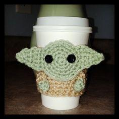 yoda mug holder free pattern