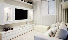 sala de tv clean - Pesquisa Google
