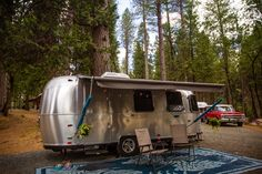 Airstream life at the Inn Town Campground