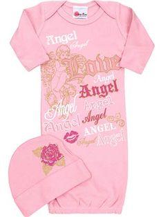 Angel Rose Baby Gift Set