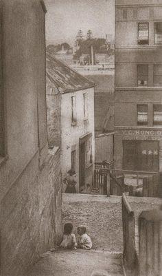 Photo: Harold Cazneaux (1906)