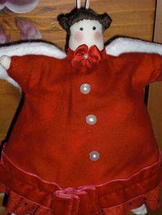 January Birthday Garnet Valentine or Christmas by SherisShoppe, $25.00
