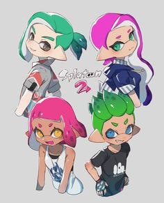 Splatoon 2. I want this game so bad but I can't get a Nintendo switch ;~;