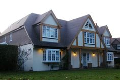 Conversion of bungalow to house, Kent