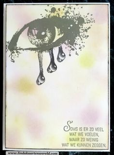 eye is crying#stampin#stampinup#recht uit het hart#visible image#Where#dreams#take#you#designsbyryn#water effects 2#distress#ink#blending#colors