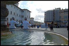 Piazza di Corte, Ariccia -  Foto Giovanna Ciacchi