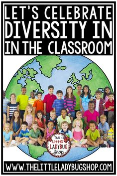 Vocabulary Instruction, Academic Vocabulary, Martin Luther King Kids, Diversity In The Classroom, Diversity Activities, Teaching Culture, Ell Students, Creative Curriculum, Middle School English