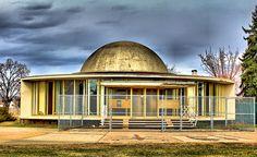 Queen Elizabeth II Planetarium (Edmonton, AB, Canada) by Ranger Bob, via Flickr Queen Elizabeth Ii, Ranger, Abs, Canada, Photo And Video, Mansions, World, House Styles, Mansion Houses