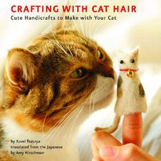 Enough cat hair around here to build a whole cat!...so reckon will look for this book!