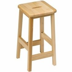 Steel framed school high stools - classroom furniture for sale with matching nursery tables. Various sizes and colours available. Classroom Stools, Classroom Furniture, School Furniture, Classroom Design, High Stool, Wooden Stools, Science Art, Steel Frame, Woodworking