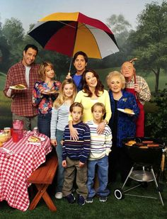 Everybody Loves Raymond Watched them grow up -too much fun