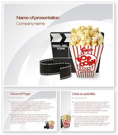 Film Industry  PowerPoint template  Take your listeners to magic Hollywood film industry world with this PowerPoint template. Be the first to let your audience  touch all these adorable things like filmmaking, film production, film studios, cinematography, screenwriting, pre-production, post production, film festivals, distribution, actors, film directors, film crew personnel, etc.  http://www.poweredtemplate.com/10454/0/index.html