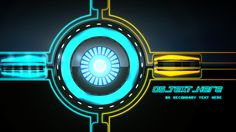 Tron Ignition After Effects Template by Gyorfi-BlueFx. You can find the template at:http://www.bluefx.net/store/