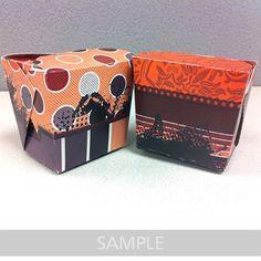 Halloween Take Out Box set 1 of 3 free printable
