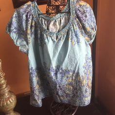 XL Sonoma short sleeve shirt XL Sonoma short sleeve shirt 100% cotton Sonoma Tops Tees - Short Sleeve