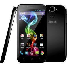 Téléphone portable sans abonnement ARCHOS 50 Platinium 4Go prix promo Boulanger 199,00 € TTC